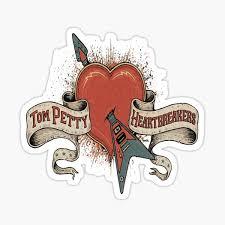 Tom Petty Stickers Redbubble