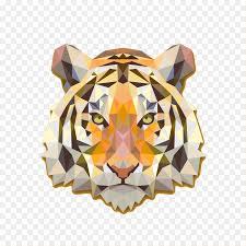 Gatto tigre di Carta adesivo - tigre scaricare png - Disegno png  trasparente Tigre png scaricare.