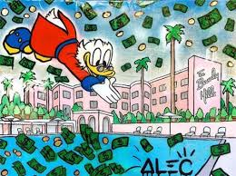 beverly hills diving scrooge by alec