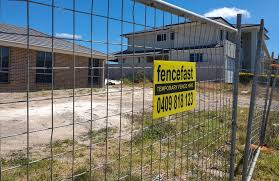 Fencefast Temporary Fence Hire