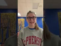 Addie Johnson '16 - YouTube