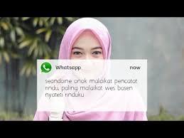 kata lucu status wa bahasa jawa com