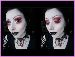 wearable goth makeup ideas tutorial
