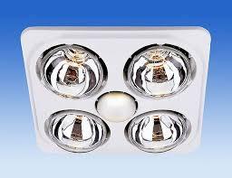 bathroom heat lamps costs pros