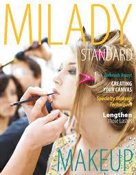milady standard makeup milady
