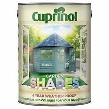 Cuprinol Garden Shades 5l Masseys