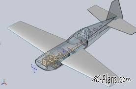 extra 300s rc plans