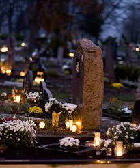 Visiting A Cemetery At Night Haunted Graveyard Rules