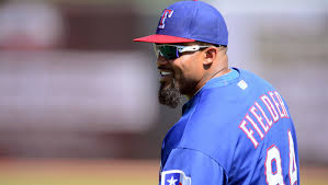 On and off field, Prince Fielder feels like a king again