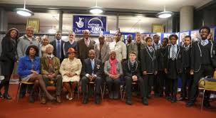 The Mayor of Southwark, Cllr Althea Smith, War Veterans, members of the  DRWUP team & participating students | The Latest - Citizen Journalism for  All