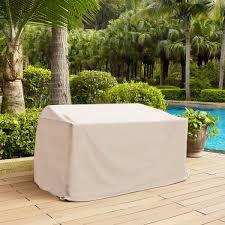crosley outdoor furniture love seat