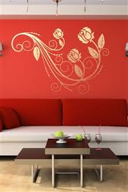 Flower Wall Decals Nature Wall Decals Scenic Wall Art