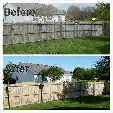 Decks Fences Powerwashing Flemings Powerwash