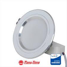 Đèn LED Âm Trần Rạng Đông 7w
