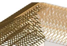 truss and auto generating plex roof