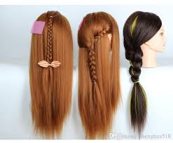 disk braiding hair