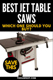 Jet Table Saw Fence Parts