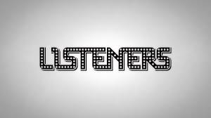 Image result for listeners