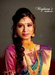 meghana bridal makeups mealli