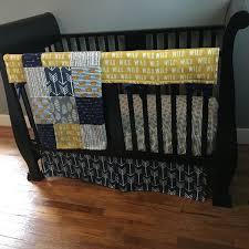 custom crib bedding set made to order