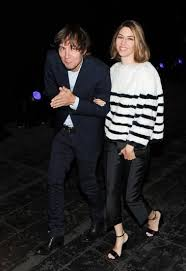 I'm not sure what's happening here with Sofia Coppola and Thomas ...