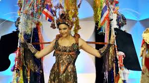 THAILAND : National Costume Miss Universe 2019 - YouTube