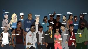 rap puter wallpapers top free rap