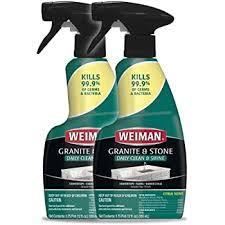 com weiman disinfectant granite