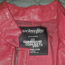 guardians of the galaxy cosplay jacket