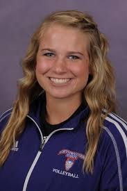 Emily Johnson - Lady Demon Volleyball - Northwestern State University  Athletics