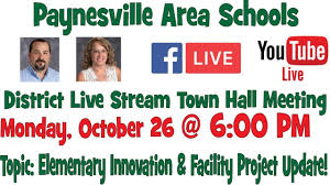 PAS Live Stream Town Hall Meeting ...