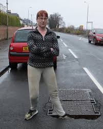 Crumbling carriageways proving painful for fuming motorist Abby | The  Gazette