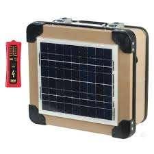 Premier Prs 100 Solar Energizer Kit Electric Fence Energizer Solar Electric Fence Solar