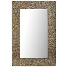 amber mosaic mirror 32x48 pier 1