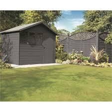 Ronseal Fence Life Plus 5l Slate Homebase