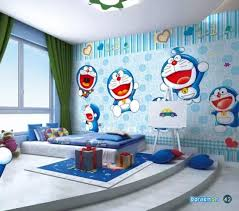 Custom Removable Waterproof Cute Anime Cartoon Photo Wall Murals For Kids Room Wall Paper China Wall Paper Ink Printing Wallpaper Made In China Com