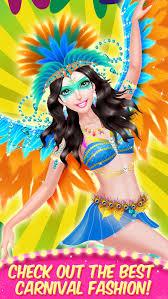 rio fiesta 2016 spa makeup dressup
