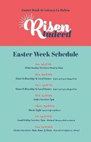 Easter 2020 — Calvary La Habra