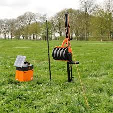 Gallagher Smartfence V2 10 Posts 4 Wires And Reels In One System 100m Gallagher