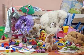 Messy Kids Room With Toys Stock Photo C Udra 12002215