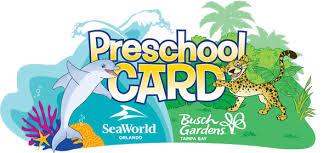 2017 seaworld preschool card free