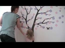 Wall Decals Installation Video By Surface Inspired Youtube