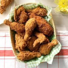 crispy fried en recipe taste of home