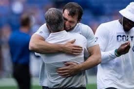 Ex-Colts HC Chuck Pagano says he's 'proud' of Andrew Luck