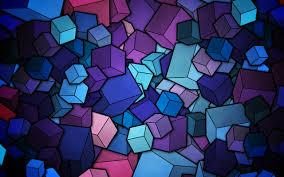 cubes vector wallpaper 2560x1600