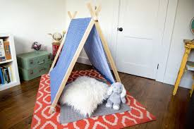 Make An Indoor Kids Fort Hgtv