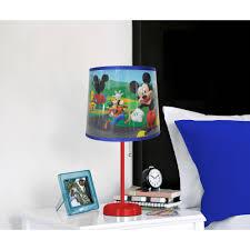 Disney Mickey Mouse Kids Table Stick Lamp Walmart Com Walmart Com