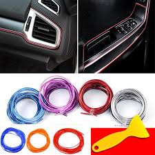 5m Bag Interior Decorative Line Strips Moulding Trim Dashboard Door Edge Universal For Car Stickers Auto Accessories In Car Styling Wx9 726 Modern Wall Decal Modern Wall Decals From Highqualit02 3 78 Dhgate Com