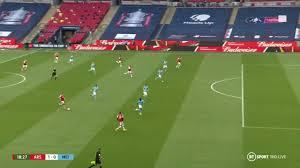 Video Aubameyang goal vs Man City 2020 ...