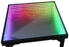 projects infinity mirror table australia